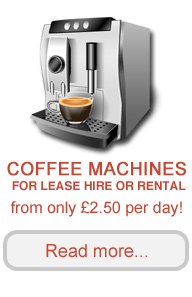coffee machine hire cta